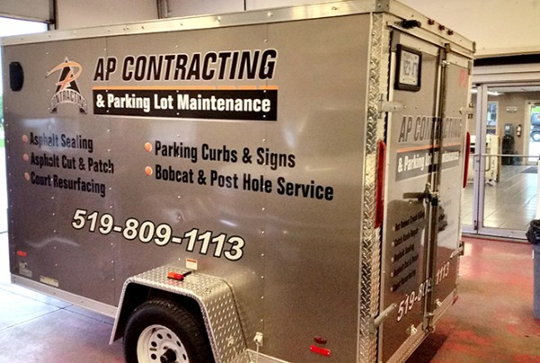 AP Contracting