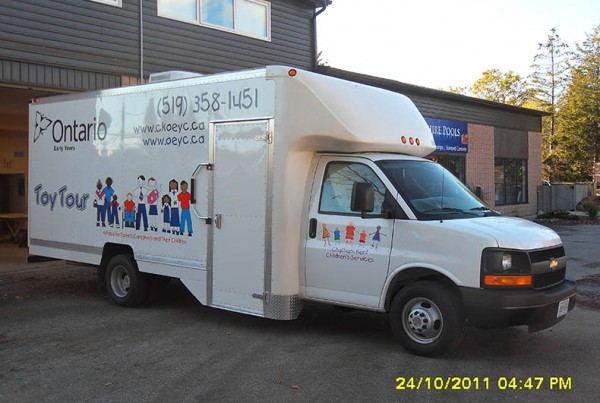 CK Children Services Van (4)