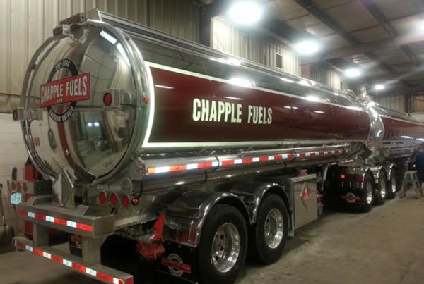 Chapple Fuels Tanker Graphics Jan 20. 2014