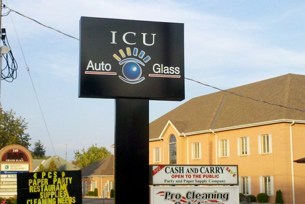 ICU Auto Glass