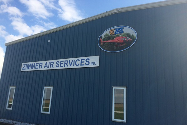 Zimmer Air Services